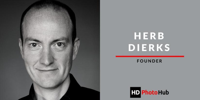 Herb Dierks, Founder HDPhotoHub